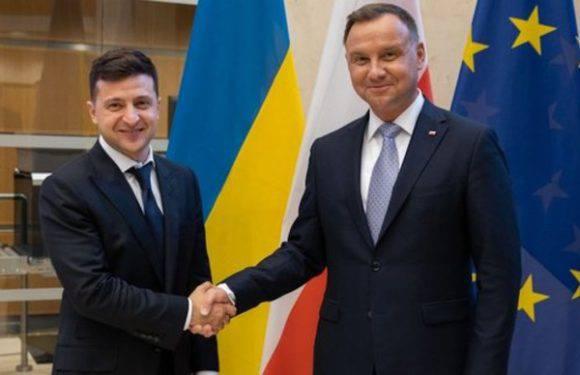 Зеленський зустрівся з Дудою і розповів, які будуть відносини Польщі та України