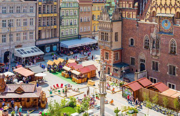 В центрі Вроцлава замість паркінгу збудують сквер