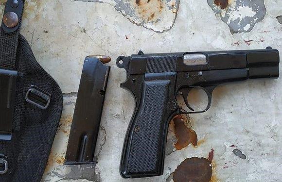 Громадянин Польщі намагався вивезти з України… зброю