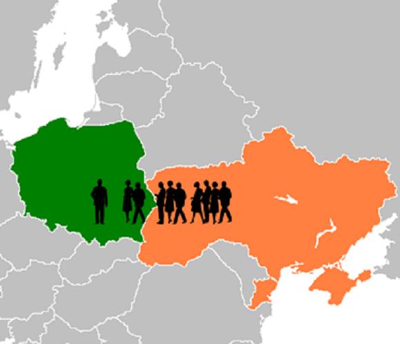 Уряд Лодзі хоче, аби в місті залишились жити українські родини