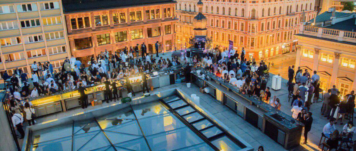 Во Вроцлаве пройдёт вечеринка на крыше