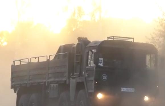 Голландська та німецька бронетехніка прибула в Польщу для навчання НАТО [+ВІДЕО]