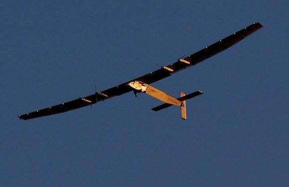 У Кракові запустили перший в Польщі літак на сонячних батареях