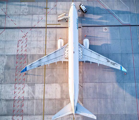 Побач Вроцлавський аеропорт з висоти пташиного польоту (+ БАГАТО ФОТО)