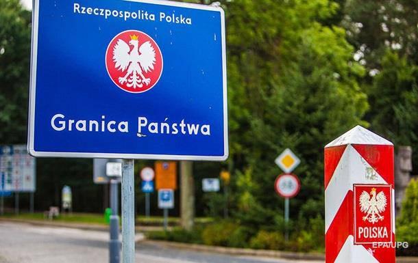 Польща посилює кордон у Сувалках