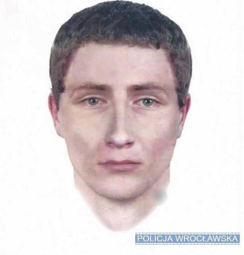 Поліція опублікувала фоторобот чоловіка, який може бути пов'язаний з жорстоким побиттям Пшемислава Вітковського