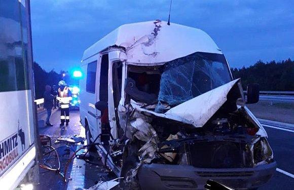Страшна аварія в Польщі: загинула молода українка [+ФОТО]