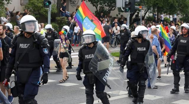 У Польщі на Марші рівності затримали 25 осіб