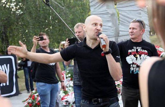 Через антиукраїнські лозунги у Вроцлаві місцева влада зупинила акцію націоналістів