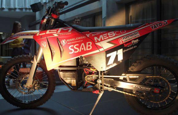 Студенти Вроцлавської Політехніки вражатимуть Європу новим електричним  мотоциклом