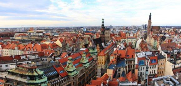Вроцлав – одне з  п'яти найбажаніших для українців міст Польщі