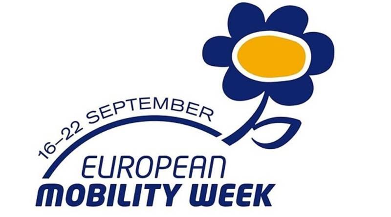 «Ходи з нами!».  16 -22 вересня 2019 триватиме Європейський тиждень мобільності