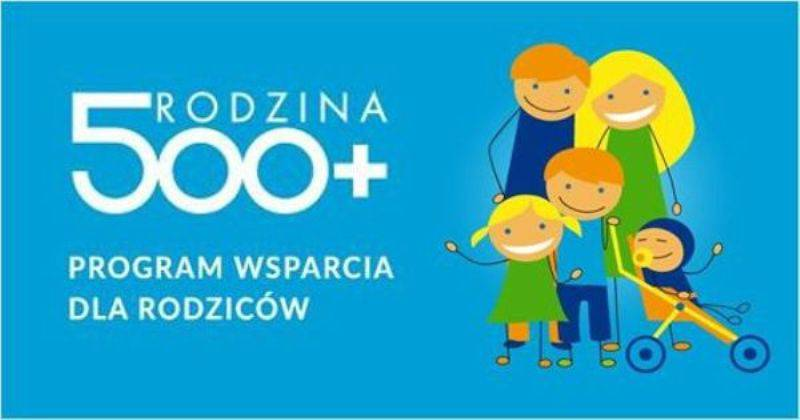 На програму «Родина 500+» подано 3,5 млн заяв