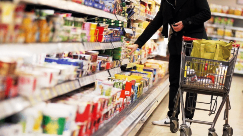 Польські продукти  на прилавках українських крамниць: попит диктує пропозицію