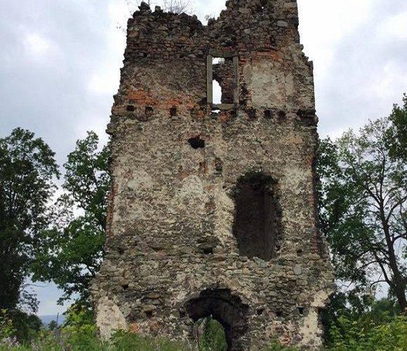 В Старій Кам'яниці розпочалася реставрація замку