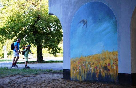 У Польщі відкрили ІІ вернісаж української галереї стріт-арту