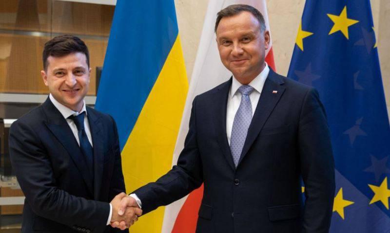 31 серпня 2019 року відбудеться перший офіційний візит Президента України Володимира Зеленського до Польщі
