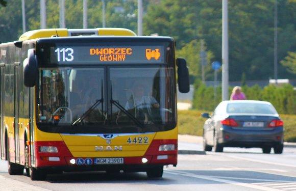 На вихідних у Вроцлаві — зміни в руху громадського транспорту