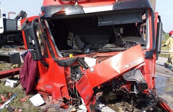 Дві аварії на трасі «Вроцлав-Легниця»: дорога заблокована на кілька кілометрів