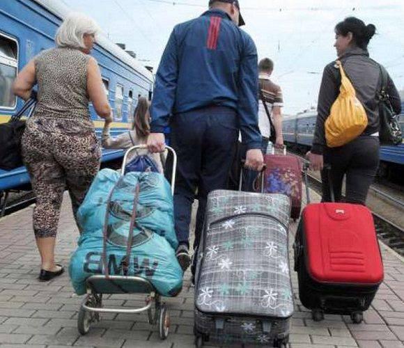 За кілька років половина українців житиме за кордоном