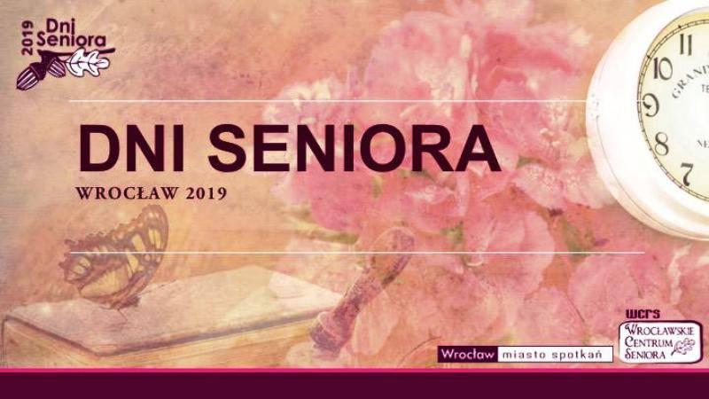 6 вересня розпочинається Wroclaw's Senior Days  — 2019  (ПРОГРАМА, РЕЄСТРАЦІЯ)
