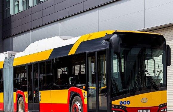 У Варшаві з'являться нові електробуси