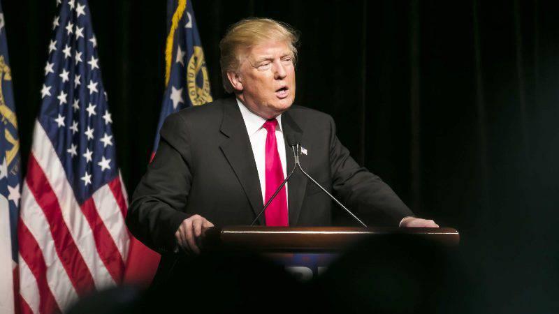 Президент США Дональд Трамп скасував візит до Польщі