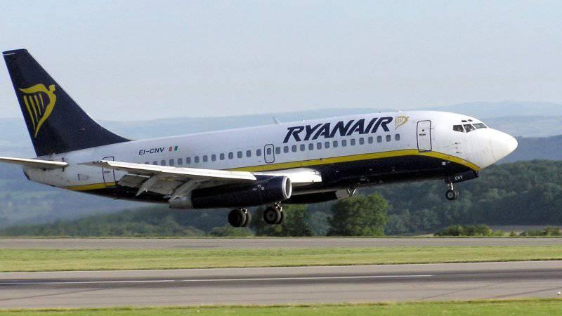 Пілоти Ryanair попередили про страйки наприкінці сезону відпусток