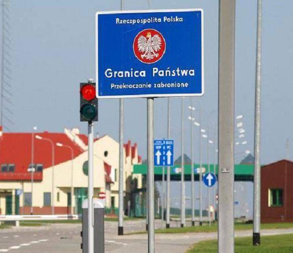 П'ятеро туристів нелегально перетнуло польсько-російський кордон