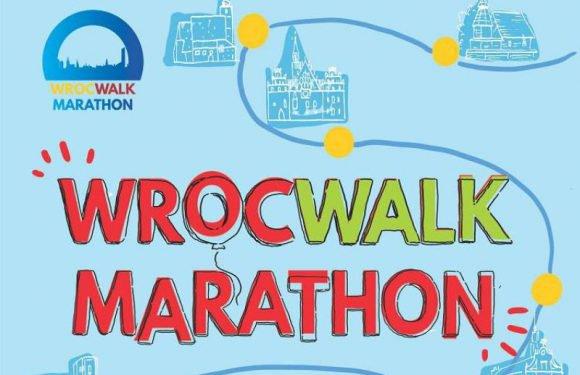 WrocWalk Marathon — прогулянка столицею Нижньої Сілезії . Доєднуйтеся!