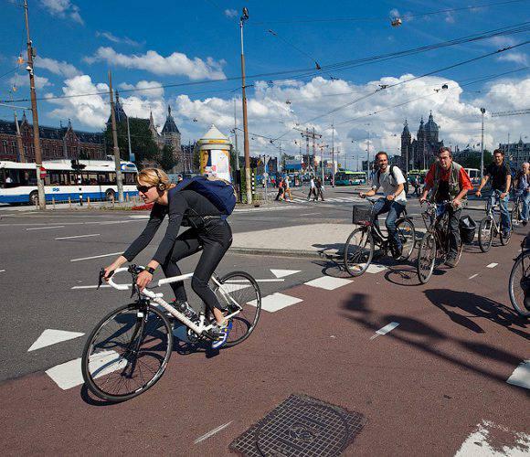 На Грабішинській у Вроцлаві хочуть встановити обмеження швидкості для велосипедистів