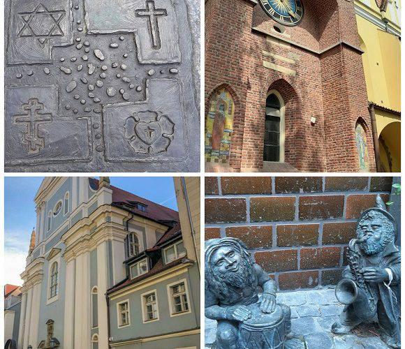 Трохи цікавинок: район чотирьох храмів у Вроцлаві