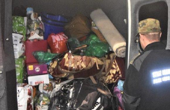 В Медиці затримали українців, які везли додому «презенти» — крадені мотоцикли [+ФОТО]