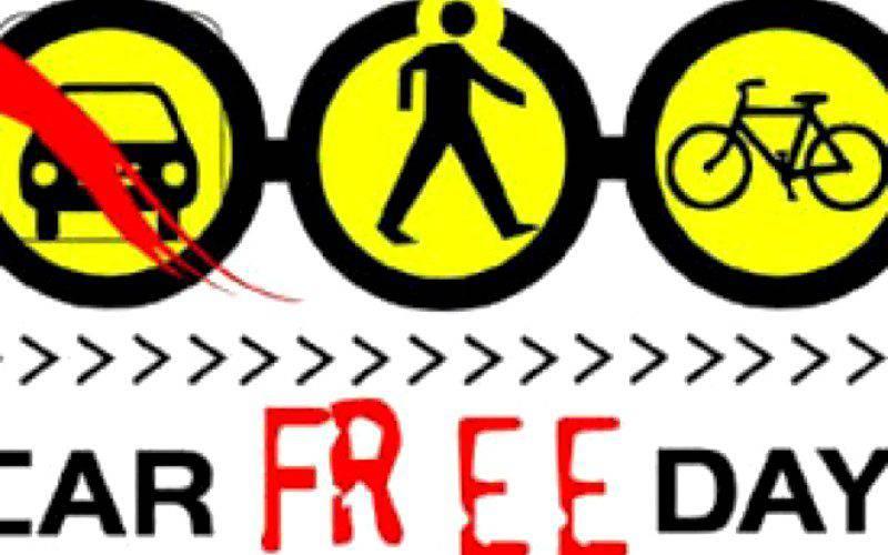 Сьогодні, 22 вересня,  —  європейський «День без автомобіля»
