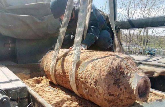 В Болеславці виявили 37 артилерійських снарядів: евакуйовано 3 тисячі людей