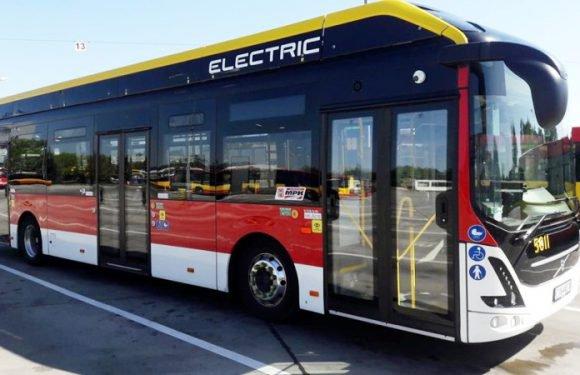 З початку вересня на вулицях Вроцлава тестують  100%-електричний  автобус Volvo