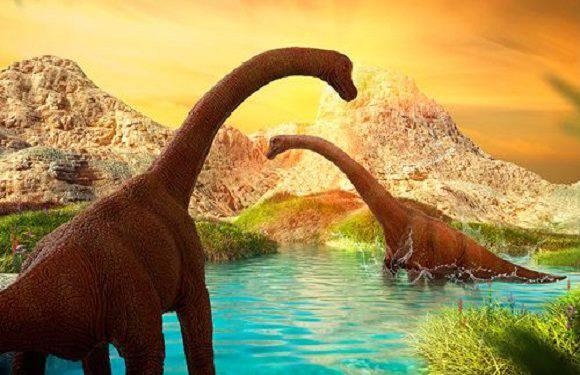 Хочеш побачити динозаврів? Завітай у «Магнолію Парк» [+ФОТО]