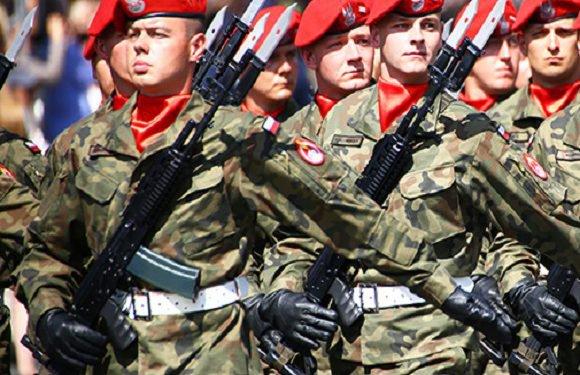 Вчора у Вроцлаві майже 400 курсантів склали урочисту присягу