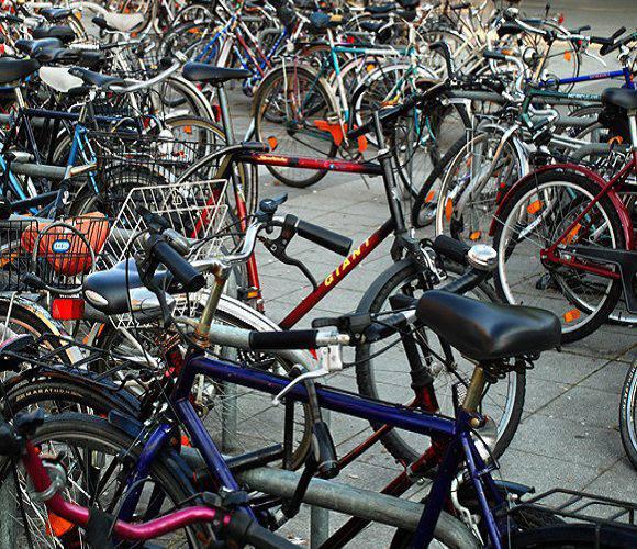 У Нижній Сілезії поліція знайшла 200 викрадених велосипедів