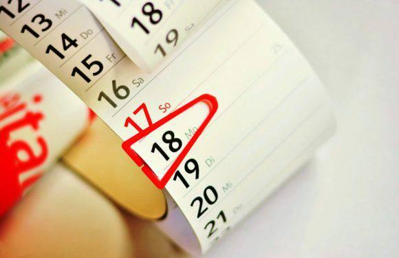 2019/20 навчальний рік — календар, найважливіші дати