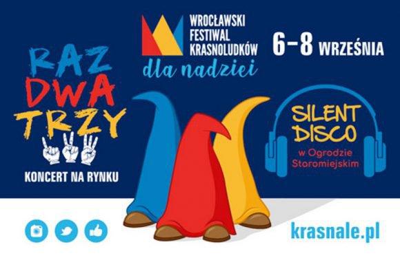 6-8 вересня —  X Фестиваль Гномів  Вроцлава!
