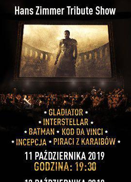 Концерт музики з фільмів Триб'ют Шоу Ганса Зіммера