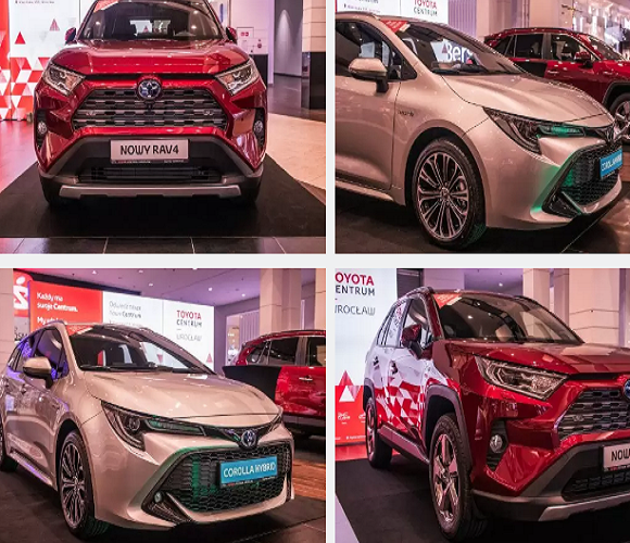 Не відмовляй собі у задоволенні: у Вроцлаві відбувається виставка сучасних автівок