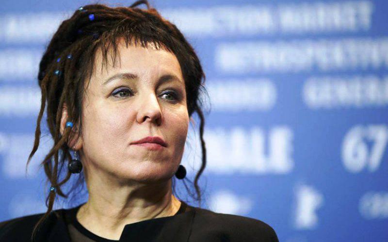 Журналісти намагалися віднайти українське коріння Нобелівської лауреатки Ольги Токарчук