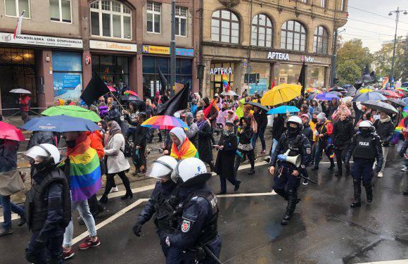 У Вроцлаві  почався марш рівності (ФОТО, ОНОВЛЮЄТЬСЯ)