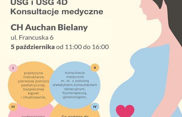 Цікавинки для вагітних: запишись у Вроцлаві на безкоштовну УЗД та лекцію