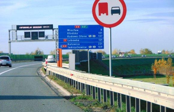 До уваги водіїв! Зміни на дорогах Вроцлава: заборона обгону для вантажівок та ремонт доріг