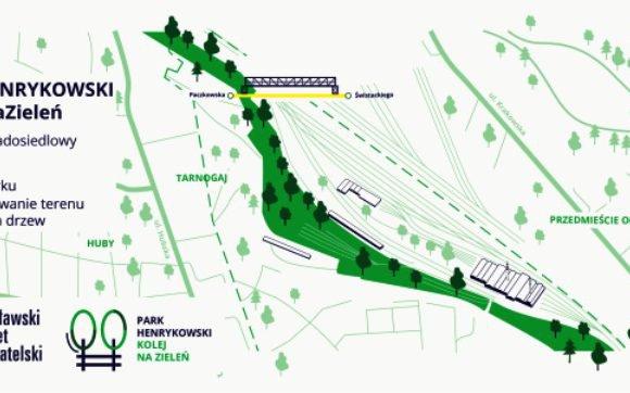 У районі закинутих залізничних колій буде створений парк!