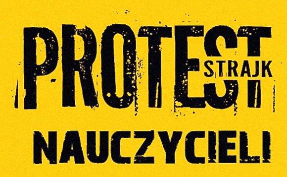 22 жовтня  вчителі Польщі  розпочинають італійський страйк