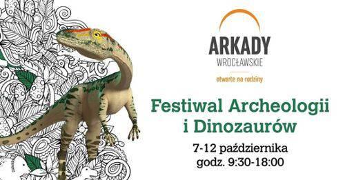 Фестиваль археології та динозаврів